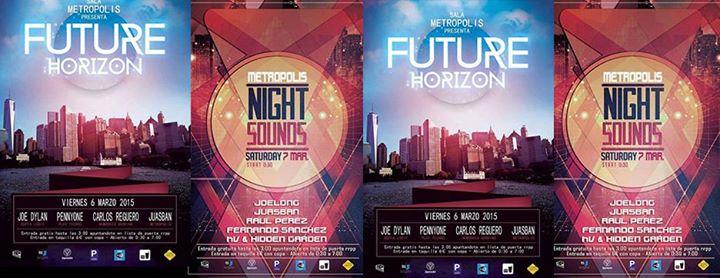 Pr ximos eventos sala metr polis future horizon for Sala clamores proximos eventos