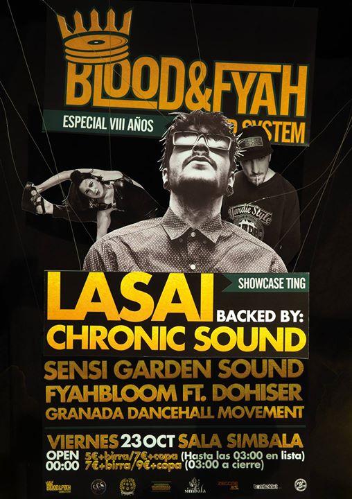 Pr ximos eventos sala simbala 8 aniversario de blood for Sala clamores proximos eventos