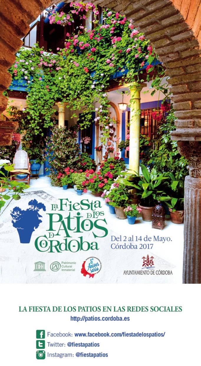 Próximos Eventos  La Fiesta de los Patios de Córdoba 2017 #Patios2017  SOY ...