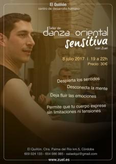 danza oriental sensitiva Quiñón Córdoba