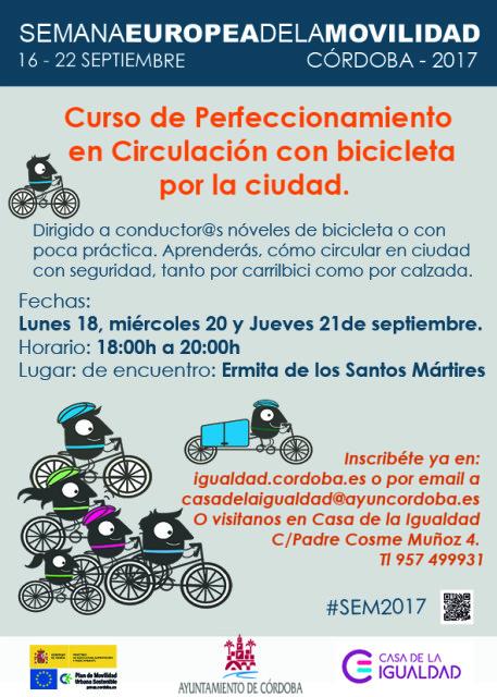 Cartel-curso-perfeccionamiento-bicicleta