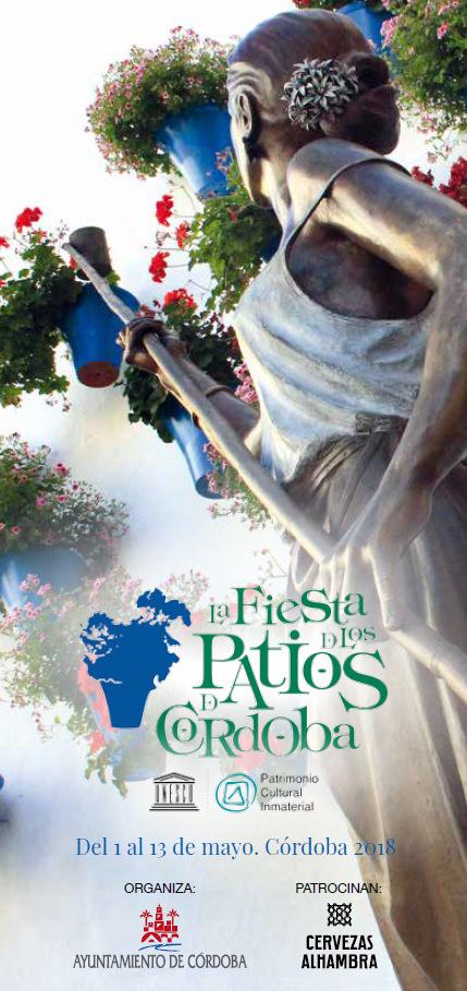 Proximos Eventos La Fiesta De Los Patios De Cordoba 2018