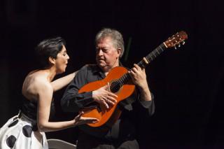 180518 MALAGA-III Flamenco E–e. Laura Vidal. Flamenco con nombre de mujer. © jesusdominguez.com