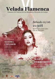 VI Velada Flamenca de Iznajar_a