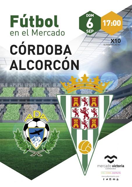 CÓRDOBA-ALCORCÓN