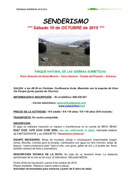 Cartel-ruta-AULA-zuheros-dona-mencia-10-10-15