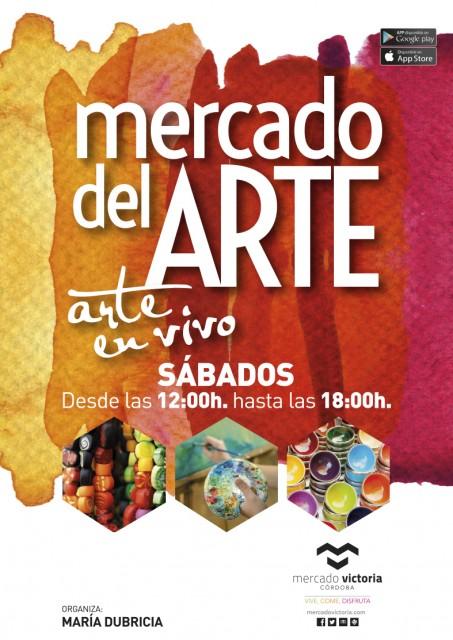 MERCADO-DEL-ARTE-2015-CARTEL-SÁBADOS