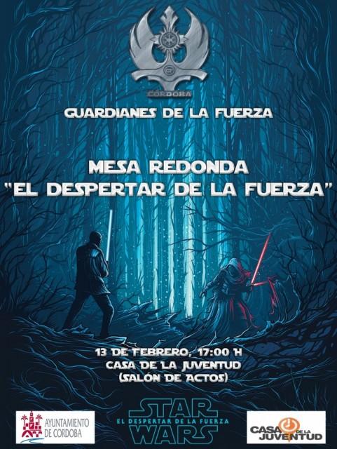 cartel-Mesa-Redonda-El-Despertar-de-la-Fuerza-769x1024