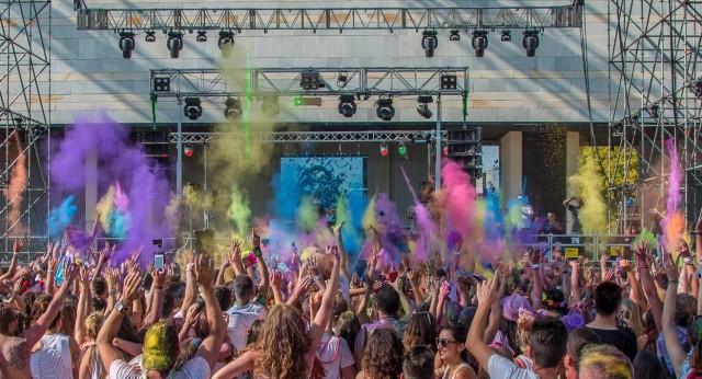 Festival of Colors en Córdoba el 9 de abril de 2016