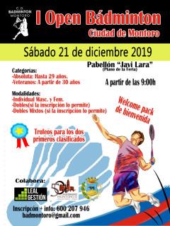 open badminton